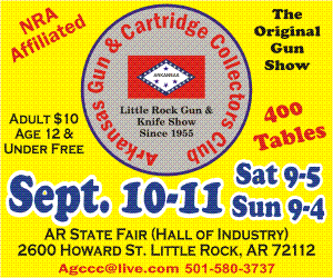 AGCCC Little Rock Gun & Knife Show