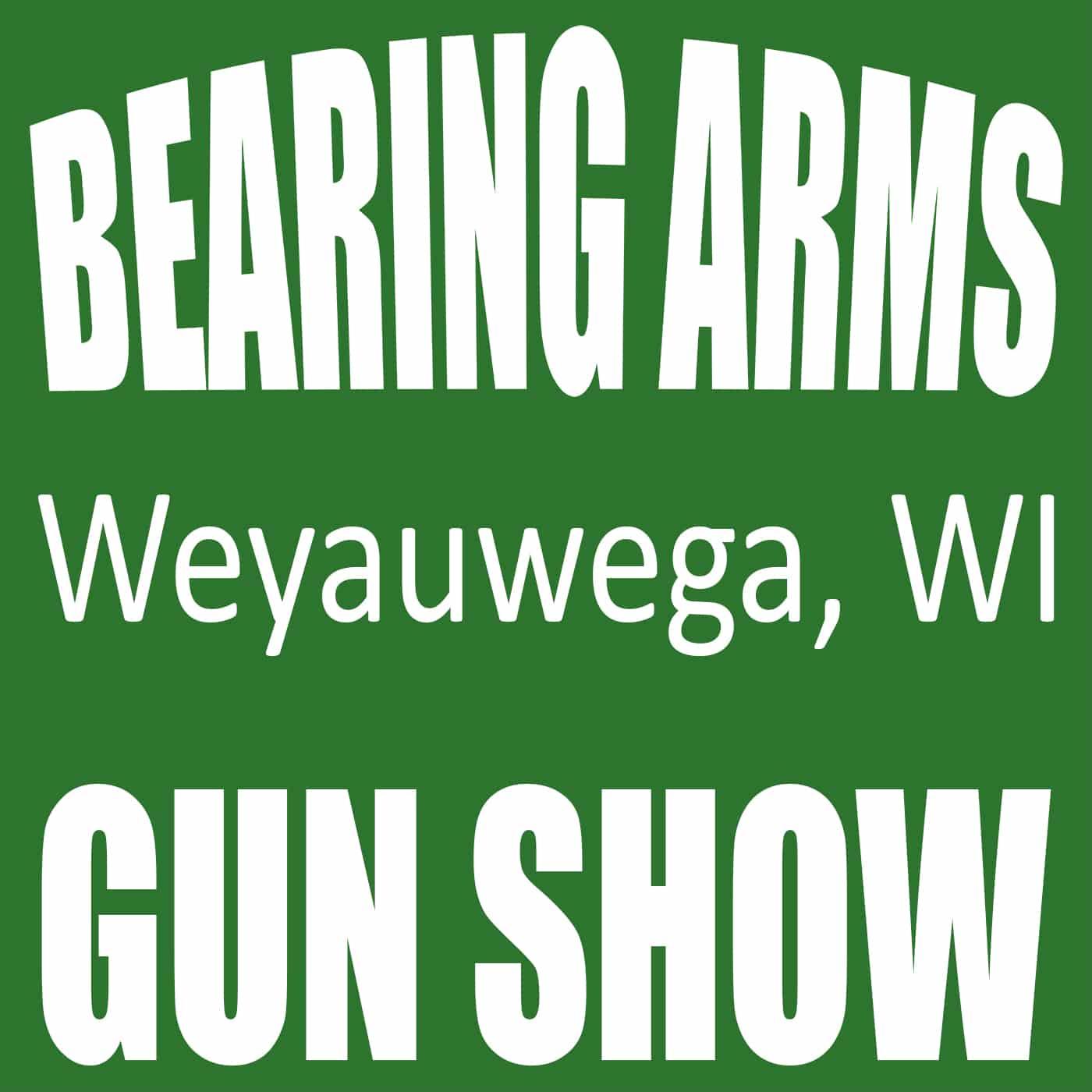 Weyauwega Gun Show 2019