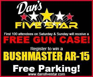 Dan's Five Star Gun Shows