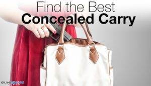 Best Concealed Carry Firearms