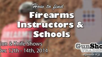 How to Find Firearms Instructors