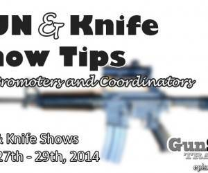 Gun Show Tips for Promoters