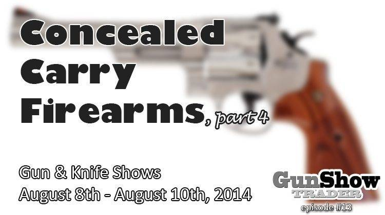 9mm Concealed Carry Firearms