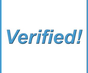 New Feature: Verified!